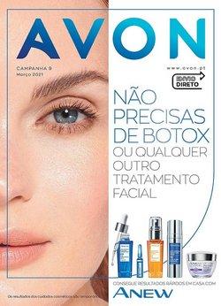 Ofertas Perfumarias e beleza no folheto Avon em Braga ( Publicado hoje )
