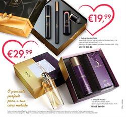 Promoções de Versace em Oriflame