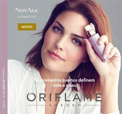 Ofertas Perfumarias e beleza no folheto Oriflame em Setúbal ( 6 dias mais )