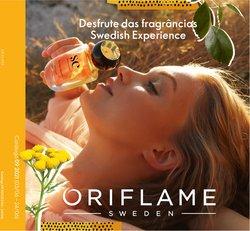 Ofertas de Perfumarias e beleza no folheto Oriflame (  8 dias mais)