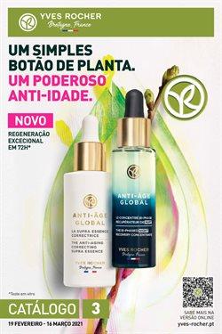 Ofertas Perfumarias e beleza no folheto Yves Rocher em Setúbal ( 12 dias mais )