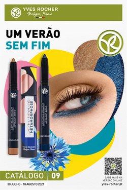 Ofertas de Perfumarias e beleza no folheto Yves Rocher (  16 dias mais)