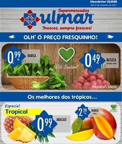 Promoção de Ulmar no folheto de Leiria