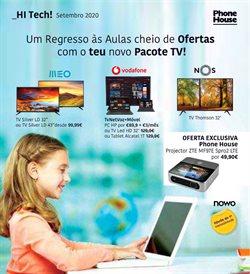 Folheto Phone House ( 29 dias mais )