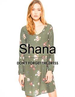 Promoção de Shana no folheto de Porto