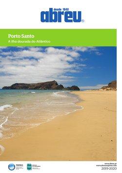 Ofertas Viagens no folheto Abreu em Lisboa ( 26 dias mais )