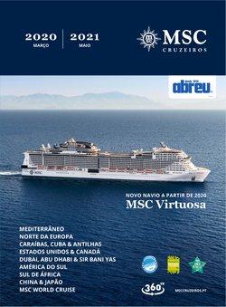 Ofertas Viagens no folheto Abreu em Coimbra ( Mais de um mês )