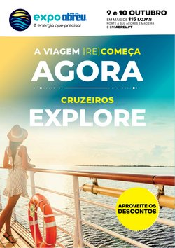 Ofertas de Abreu no folheto Abreu (  Expira amanhã)