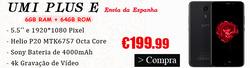 Promoção de efox no folheto de Lisboa