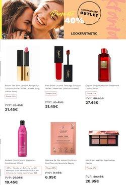 Ofertas de Perfumarias e beleza no folheto Look Fantastic (  Publicado hoje)