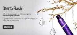Promoção de Look Fantastic no folheto de Lisboa