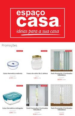 Ofertas Casa e decoração no folheto Espaço Casa em Funchal ( Publicado há 2 dias )