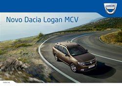 Promoção de Dacia no folheto de Vila Nova de Gaia