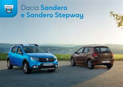 Folheto Dacia ( Mais de um mês )