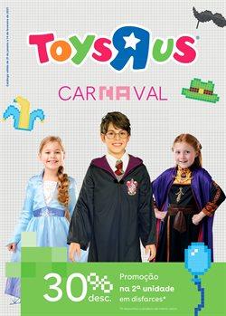 Folheto Toys R Us ( Publicado ontem )
