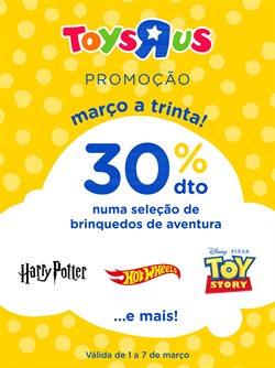 Ofertas Casa e decoração no folheto Toys R Us em Braga ( 3 dias mais )