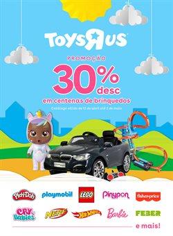 Catálogo Toys R Us (  Publicado hoje)