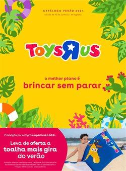 Ofertas de Livros e lazer no folheto Toys R Us (  Mais de um mês)