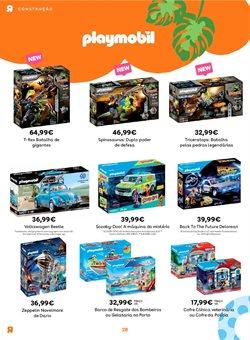 Ofertas de Playmobil no folheto Toys R Us (  Mais de um mês)