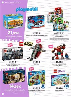 Ofertas de Playmobil no folheto Toys R Us (  Expira amanhã)