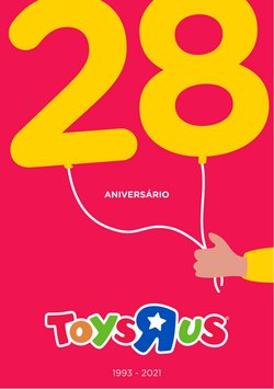 Ofertas de Brinquedos e Crianças no folheto Toys R Us (  Expira hoje)