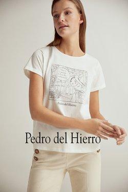 Ofertas Marcas de luxo no folheto Pedro del Hierro ( Publicado ontem )
