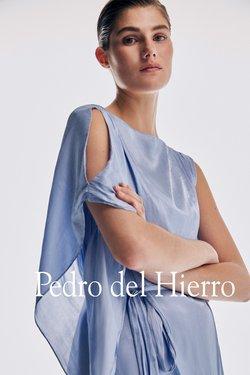 Ofertas de Pedro del Hierro no folheto Pedro del Hierro (  22 dias mais)