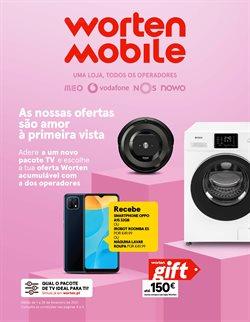 Ofertas Informática e eletrónica no folheto Worten em Funchal ( 3 dias mais )