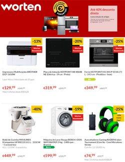 Ofertas Informática e eletrónica no folheto Worten em Braga ( Expira amanhã )