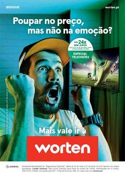Ofertas de Informática e eletrónica no folheto Worten (  9 dias mais)