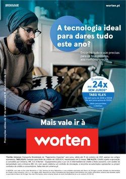 Ofertas de Informática e Eletrónica no folheto Worten (  3 dias mais)
