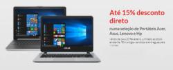 Promoção de Informática e eletrónica no folheto de Worten em Portalegre