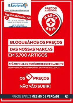 Ofertas Supermercados no folheto E.Leclerc em Funchal ( 4 dias mais )