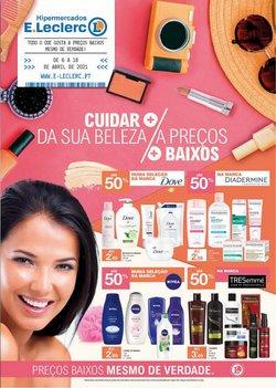 Ofertas de maquilhagem no folheto E.Leclerc (  6 dias mais)