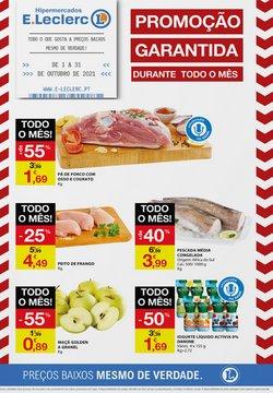 Ofertas de Supermercados no folheto E.Leclerc (  3 dias mais)