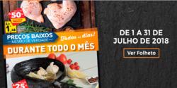 Promoção de E.Leclerc no folheto de Lisboa
