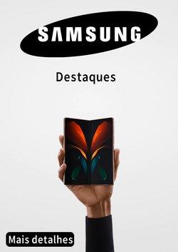 Ofertas de Samsung no folheto Samsung (  Publicado hoje)