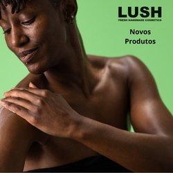 Ofertas de Lush no folheto Lush (  3 dias mais)