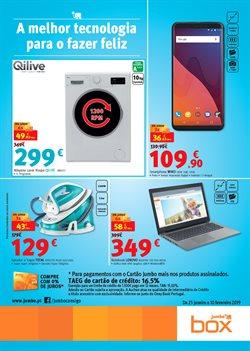 Promoção de Box Jumbo no folheto de Queluz 51012ad54b1e