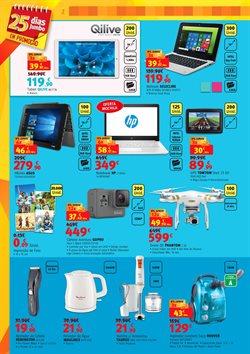 Promoção de Panasonic no folheto de Box Jumbo em Alcabideche
