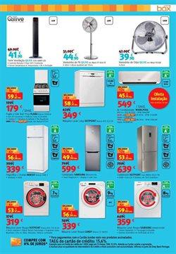 Promoção de Máquina lavar roupa no folheto de Box Jumbo em Lisboa