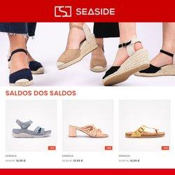 Ofertas de Roupa, Sapatos e Acessórios no folheto Seaside (  3 dias mais)