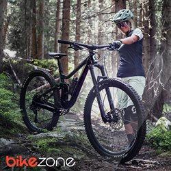 Ofertas Desporto no folheto Bike Zone em Coimbra ( 25 dias mais )