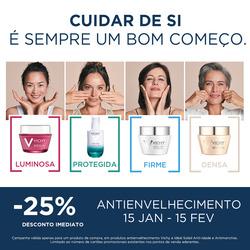 Promoção de Farmácia Sá Bandeira no folheto de Porto