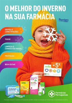 Ofertas Farmácias e Drogarias no folheto Farmácias Portuguesas ( Mais de um mês )