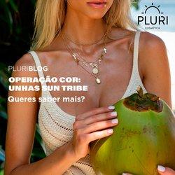 Ofertas de Perfumarias e beleza no folheto Pluricosmética (  16 dias mais)