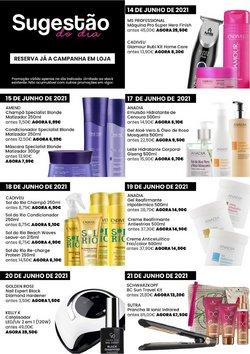 Ofertas de Perfumarias e beleza no folheto Pluricosmética (  4 dias mais)