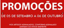 Promoção de Casa das Peles no folheto de Lisboa