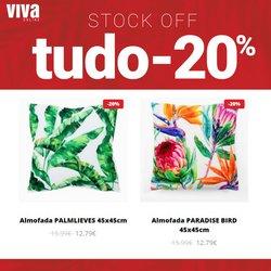 Ofertas de Casa e decoração no folheto VIVA (  Publicado ontem)