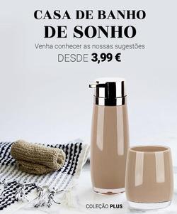 Promoção de VIVA no folheto de Lisboa